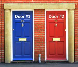 Transitioning to Virtual Cloud? Which door?