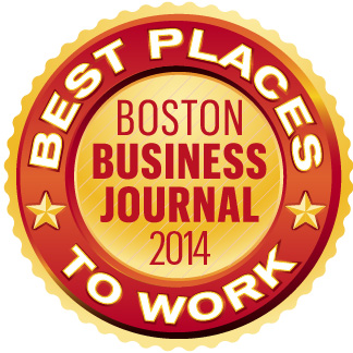 "Boston Business Journal Honors Daymark Solutions as a 2014 ""Best Places to Work"" Winner"