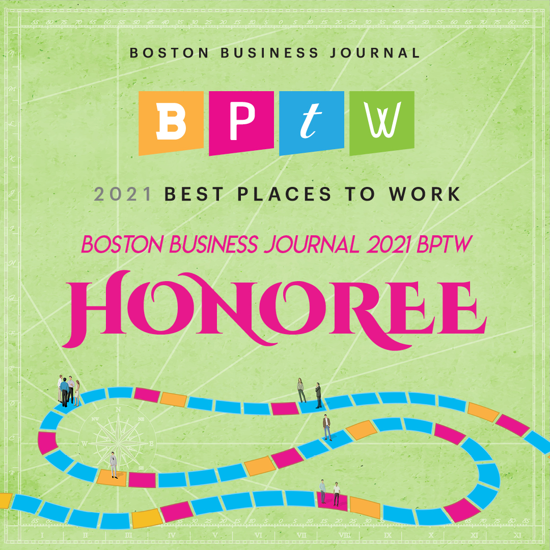 "Daymark Solutions Named Boston Business Journal ""Best Places to Work"" for 12th Straight Year"