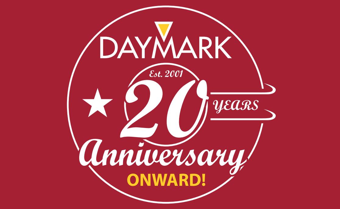 Daymark Celebrates 20th Anniversary