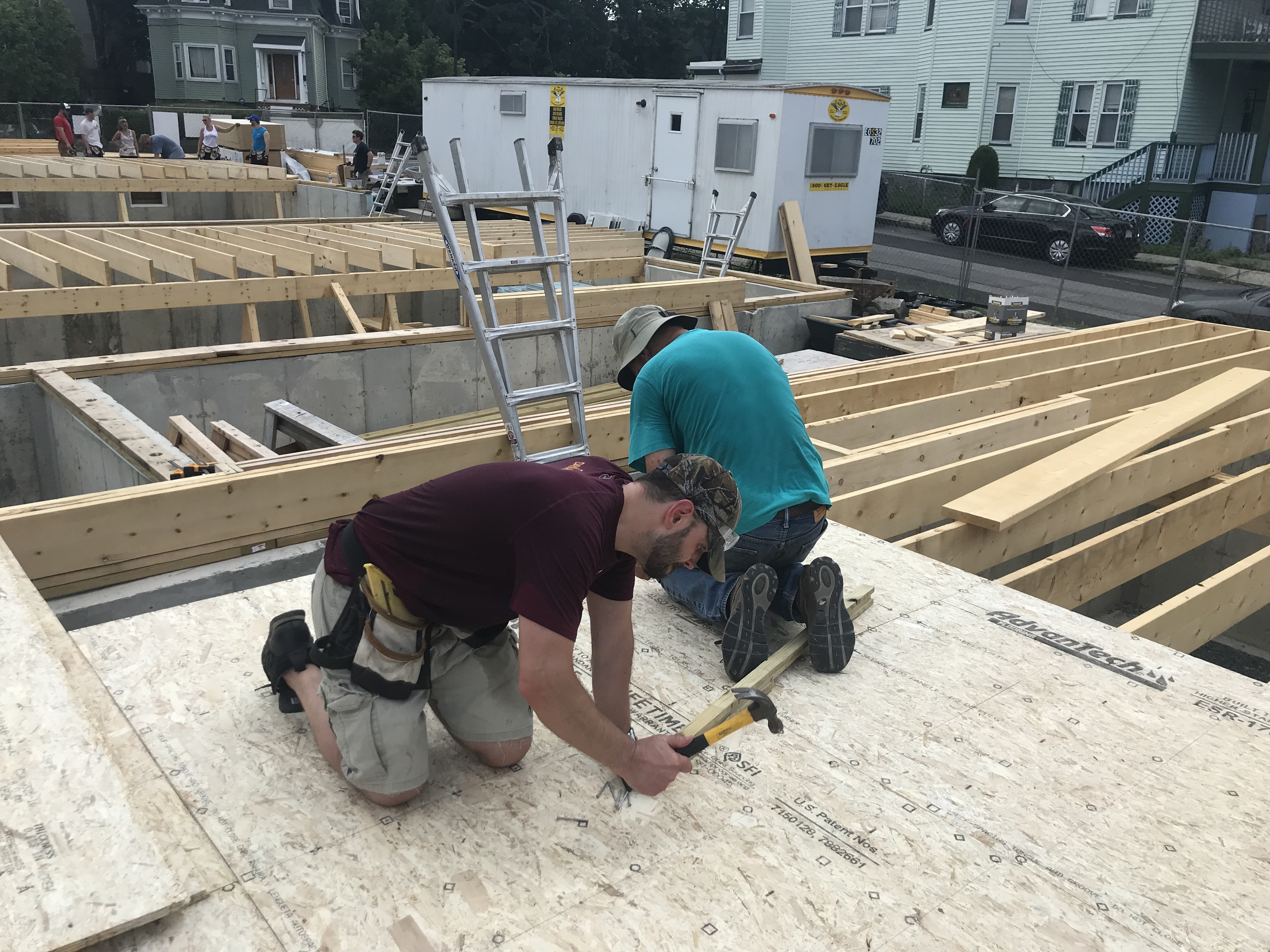 """Habitat building>                                     </a>                                 </div>                                                          <html>  <head></head>  <body>    <p><strong>Lexington, MA, August 29, 2018 </strong>– Daymark Solutions, a leading provider of information technology solutions, today announced that for the 5<sup>th</sup> consecutive year its employees are providing """"hands-on"""" support to help <a href="""