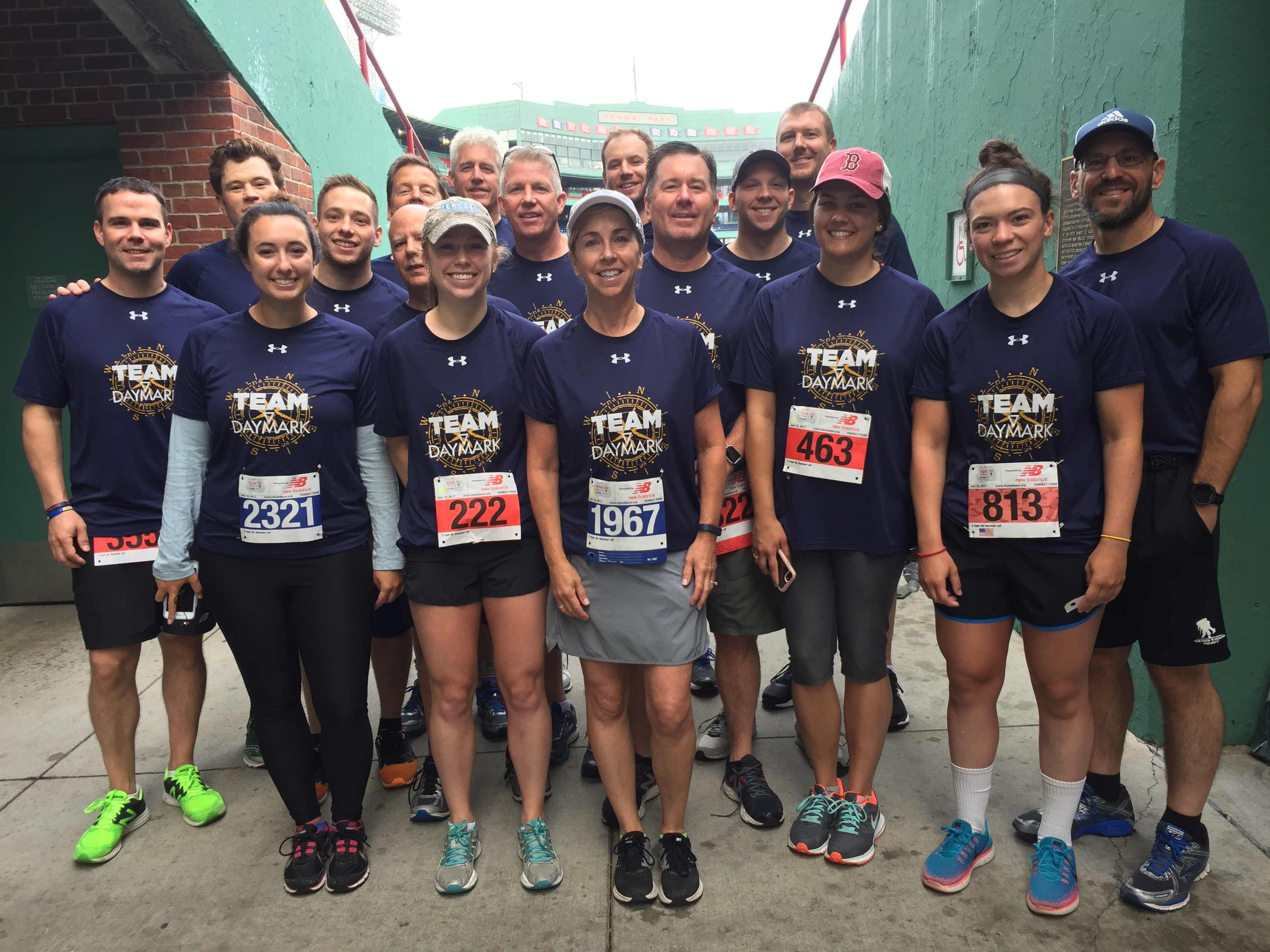 Team Daymark 2017.jpg>                                     </a>                                 </div>                                                          <html>  <head></head>  <body>   <p><strong>Lexington, MA, July 17, 2017 </strong>– For the 8th straight year, Daymark employees and their families supported&nbsp;<a href=