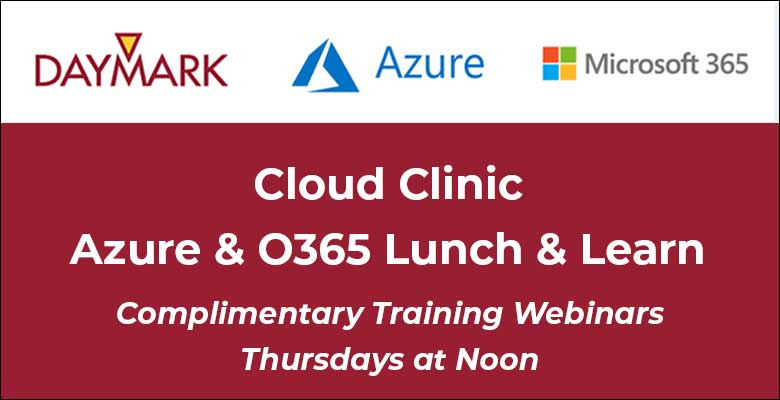 Daymark Announces Cloud Clinic Training Webinars